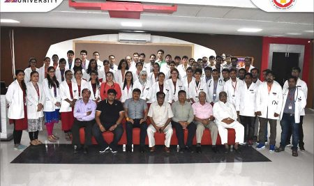 Postgraduate Induction Programme Batch 2019   LN.Medical College