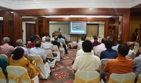 Workshop  on Joint Care on World Arthritis Day 2017