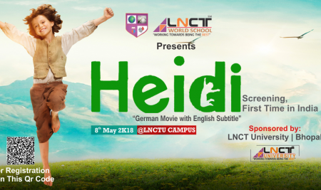 "Screening ""Heidi"" German Movie 