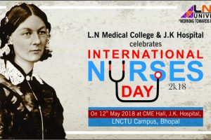 international nurses day- LNCTU