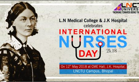 International Nurses Day Celebration | LNMC & JK Hospital
