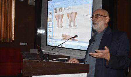 Guest Lecture on Interventional Pain Management | LNMC & JK Hospital