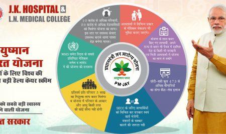 J K Hospital Joins Ayushman Bharat Scheme