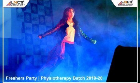 Freshers Party | Physiotherapy Batch 2019-20