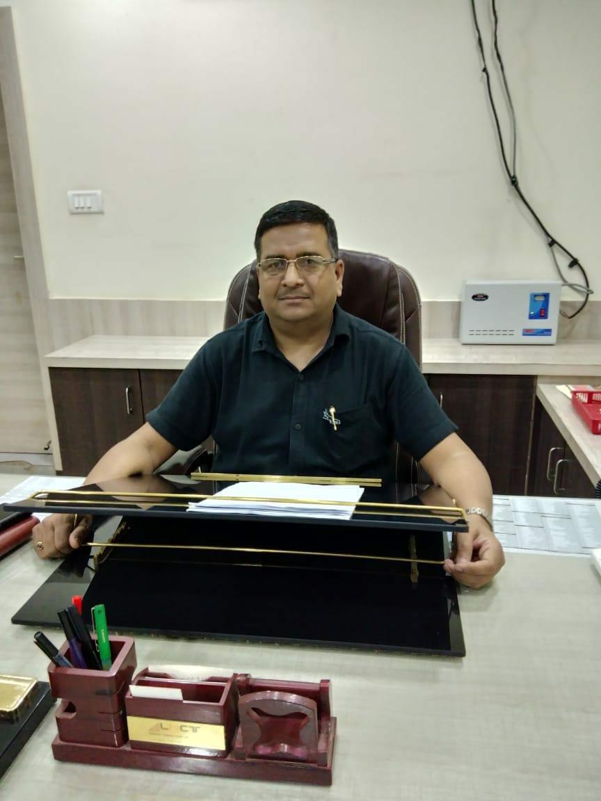 vice chancellor LNCTU