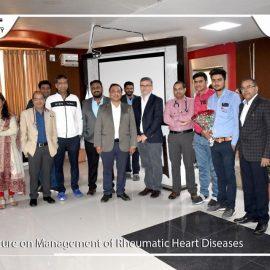 Management of Rheumatic Heart Diseases (2)
