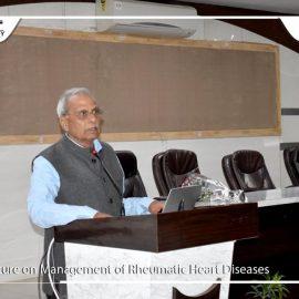 Management of Rheumatic Heart Diseases