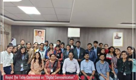 Round The Table Conference on Digital Communication | Journalism & Mass Communication