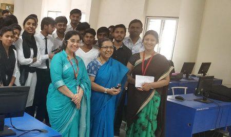 School of Architecture LNCT University Visit to SV Polytechnic