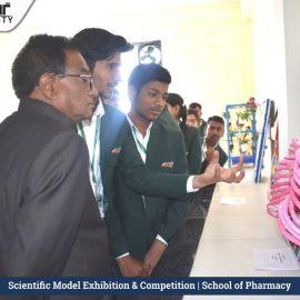Scientific Model Exhibition