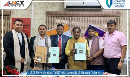 "LNCT University signs ""MOU"" with University of Malaysia (Pahang)"