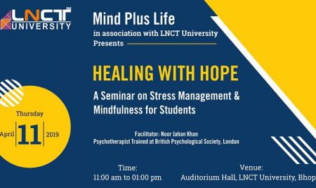 A Seminar on Stress Management & Mindfulness for Students